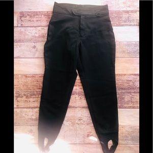 LL Bean Schoeller Switzerland ski pants size 8